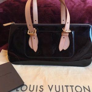 Louis Vuitton Vernis Rosewood Avenue handbag